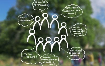CARNET : L'organisation du collectif